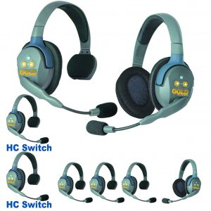 GOLD Series GHC8 Wireless Headsets