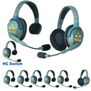 GOLD Series GHC9 Wireless Headsets