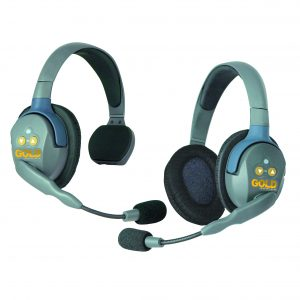 GOLD Series GS2 Wireless Headsets