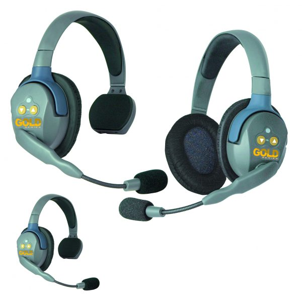 GOLD Series GS3 Wireless Headsets