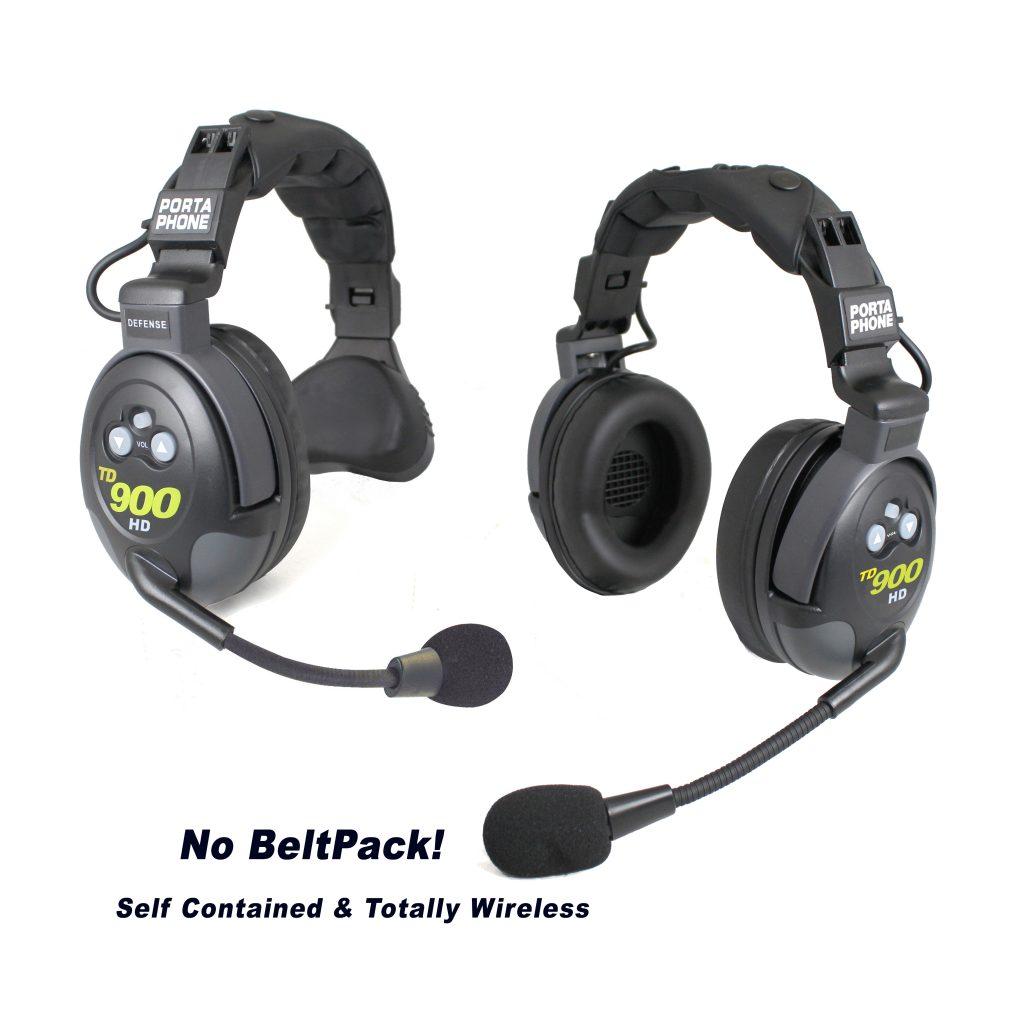 Porta Phone TD 900 Wireless Headsets