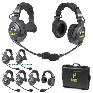 TD908 HD Wireless