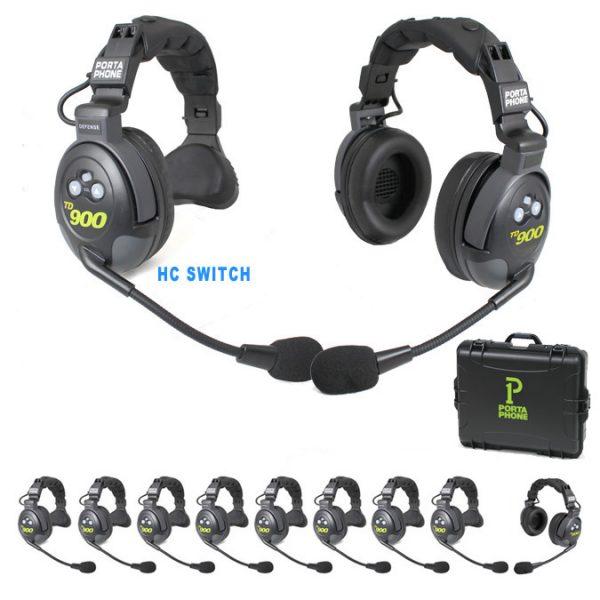 TD911 HD Wireless